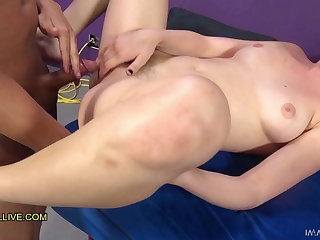 18-Year-Old Aubrey Gold Wants to Experiment!
