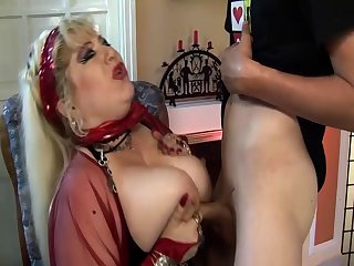 pierced bbw mom abyss fisted by stepson