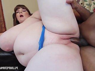 Lexxxi Luxe Deluxe - fat milf fuck BBC