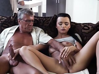 Old man nuisance fuck with the addition of very granny What would you wear -